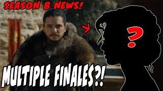 BREAKING NEWS!! Game Of Thrones Season 8 Casting EXPLAINED!