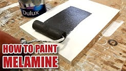 How To Paint Melamine - GHTL#25 [139]