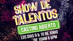 Reality: Show de talentos, casting abierto en la CCE