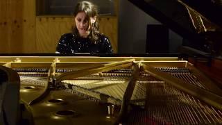 George Oakley - Toccata, Inga Kashakashvili - piano