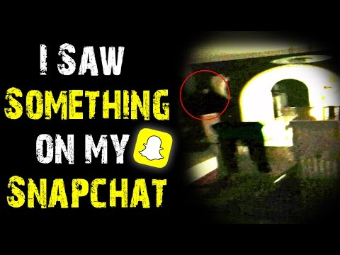 1 SCARY SNAPCHAT STORY (With Video And Picture Proof) | Possibly Paranormal Or An Intruder?