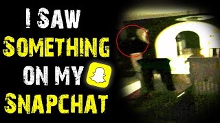 1 SCARY SNAPCHAT STORY (With Video And Picture Proof) | Possibly Paranormal Or An Intruder?(Who knew a harmless Snapchat video could possibly make you aware of some intruders? Or maybe it was something else.. All videos and pictures + the original ..., 2016-02-29T22:55:33.000Z)