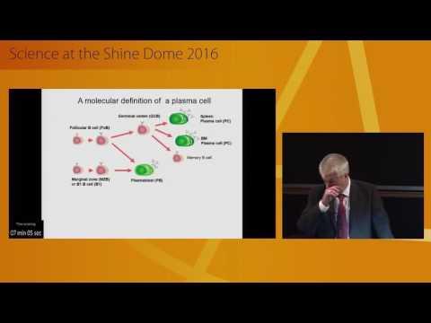 Prof Stephen Nutt - The genetic control of immunity