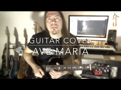 Ave Maria - Guitar Cover By Samuli Federley