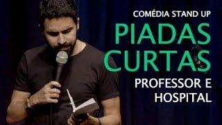 PROFESSOR E HOSPITAL - BRUNO COSTOLI | STAND UP