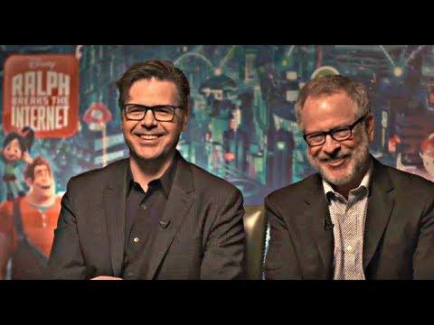 "Phil Johnston & Rich Moore Talk ""Ralph Breaks The Internet"""