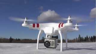 Repeat youtube video Review: DJI Phantom quadcopter