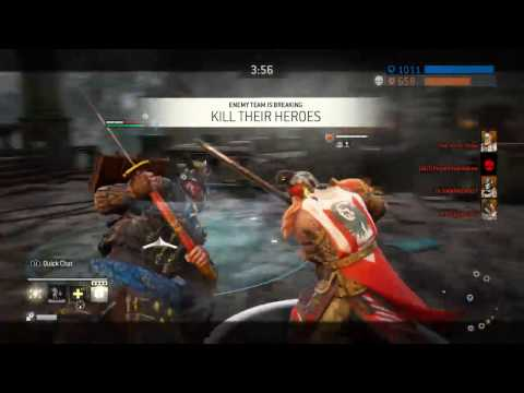 For Honor EP. 8 - The Kensei main is real!
