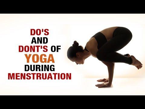 Do's and Dont's of yoga during menstruationShikha Chandokfitvit