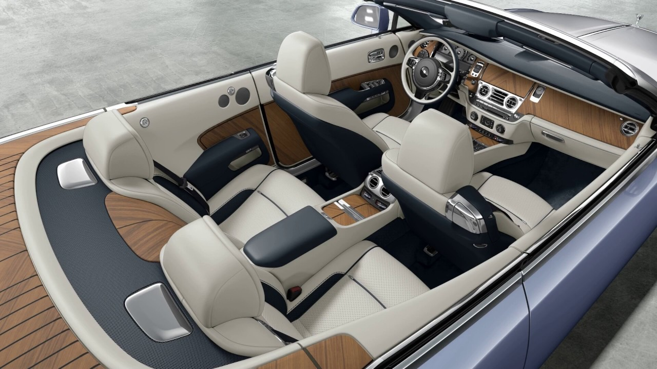 Rolls Royce Interior 2017 - YouTube
