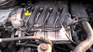 Renault Scenic 2000р. Проблеми.