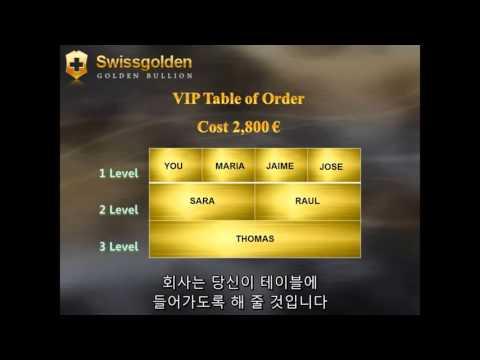 swissgolden korea gold group purchase Dream