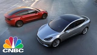 Tesla Model 3 Could Be 10 Times Safer Than The Average Car: Bottom Line | CNBC