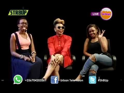 Yemi Alade Exclusive Interview on Str8UP [3/3]