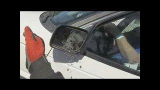 AYNASIZ ARABA KULLANMAK!! (Ayna Kıran Sinirli Motorcular VOLL #2 ) (Mirror Breaking Limited Motor)