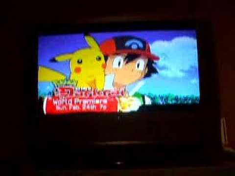 Pokemon Rise Of Darkrai Trailer Youtube