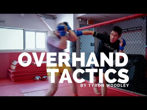 4 Overhand Tactics Used by Tyron Woodley