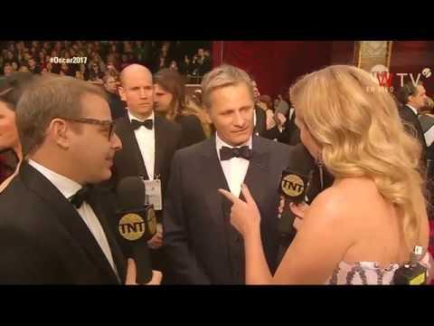 Viggo Mortensen habla de Argentina en los Oscar 2017