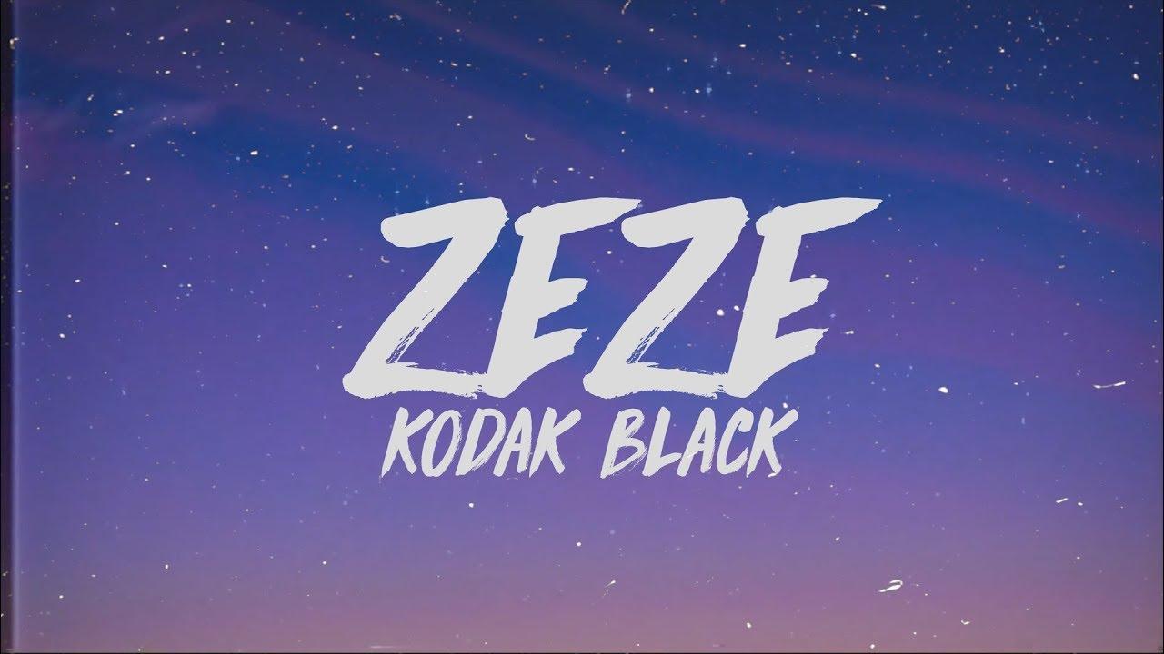 Download Kodak Black, Travis Scott, Offset - ZEZE (Lyrics)