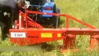 Косарка роторна WIRAX Z-069 (захоплення 1,65 м)