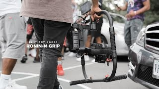 Is The Ronin-M / Ronin MX Grip Any Good?!