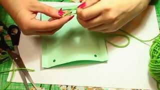 видео Поделка дерево из бумажного пакета. Объемное дерево из картона своими руками