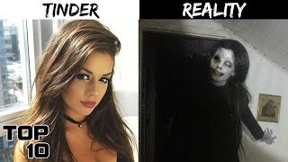 Top 10 Scary Tinder Experiences