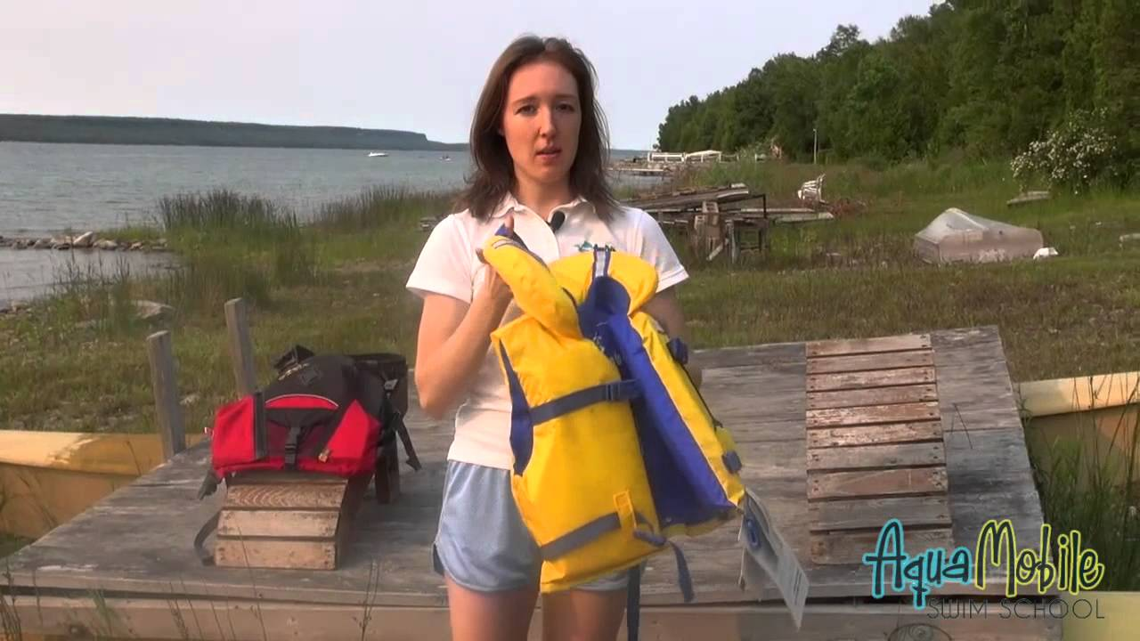 The Difference Between A Life Jacket And Personal