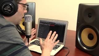 C-1U USB Studio Condenser Microphone