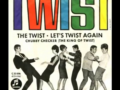 Chubby Checker - The Twist (Rare 'Mono-to-Stereo' Mix - 1960)
