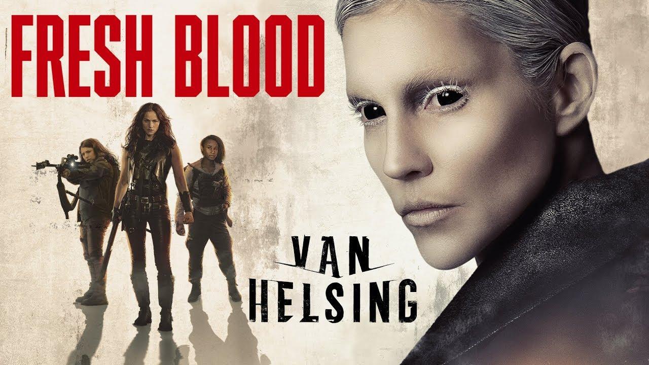 Van Helsing Season 4release date