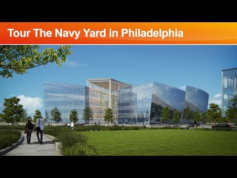 Tour The Navy Yard in Philadelphia
