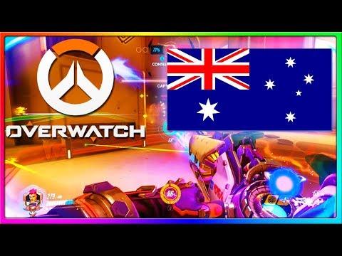 Australia People Teach Me Australian Culture   Overwatch