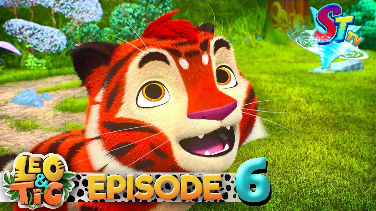 Download Leo & Tig - Episode 6 - The Red Deer - Animated movie - Super ToonsTV
