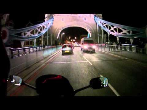 London Night Riding (MC Music Video)