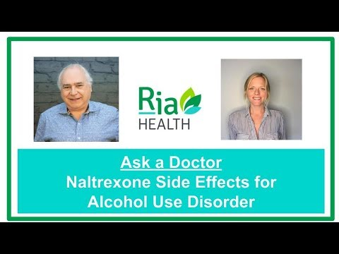 Naltrexone Side Effects, The Sinclair Method for Alcohol Addiction