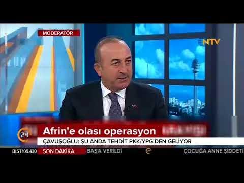 Afrin'e olası operasyon