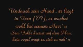 Cornix Maledictum - Die Rabenballade