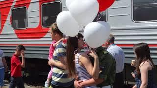 Поздравление с днем свадьбы)