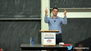 Ben Shapiro at University of Wisconsin–Madison (Featuring Special Snowflakes) thumbnail