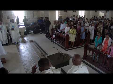 The Solemn Ordination  to the Presbyterate of  Rev. Kirt Prospère