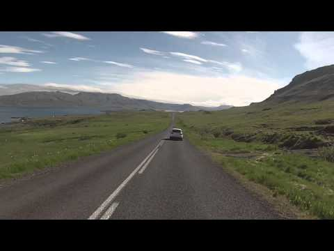 Iceland from a bike : Hvalfjörður to the bottom