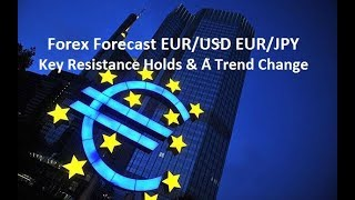 Forex Analysis  EUR/USD EUR/JPY Technical and Sentiment Analysis 01/10