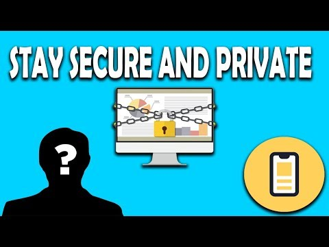 11 TIPS TO MAXIMIZE SECURITY AND PRIVACY ONLINE!!!