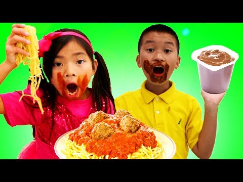 Wash Your Hands Table Manners Song | Emma Pretend Play Nursery Rhymes & Kid Songs
