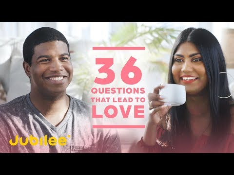 dating 36 questions