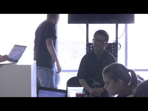bayd3: Q&A with Chris Pangilinan at the UrbanData Hackathon 2.23.13