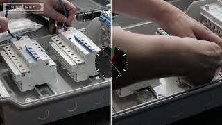 FIXCONNECT® NT vs Reihenklemmen: Der Installationsvergleich