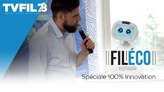 Fil Eco – Emission spéciale 100% Innovation