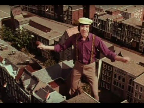 Ramses Shaffy - Hallelujah Amsterdam (1968)